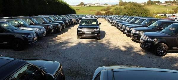 Land Rover Lyon
